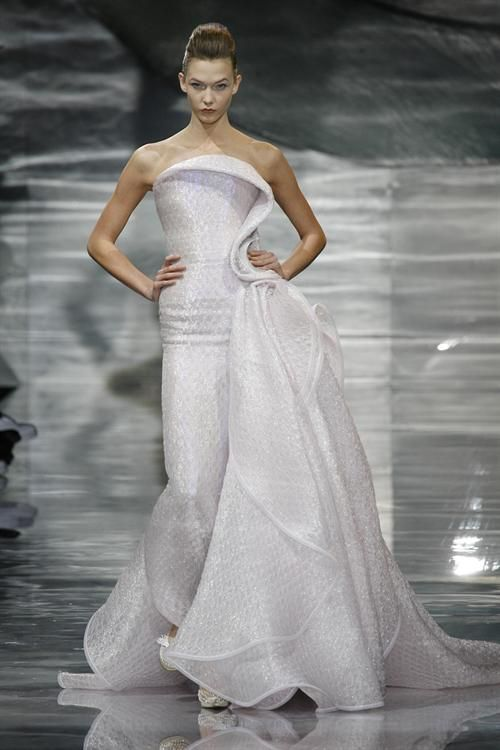 Giorgio Armani Wedding Dresses | Dreamy Wedding Gowns | Pinterest