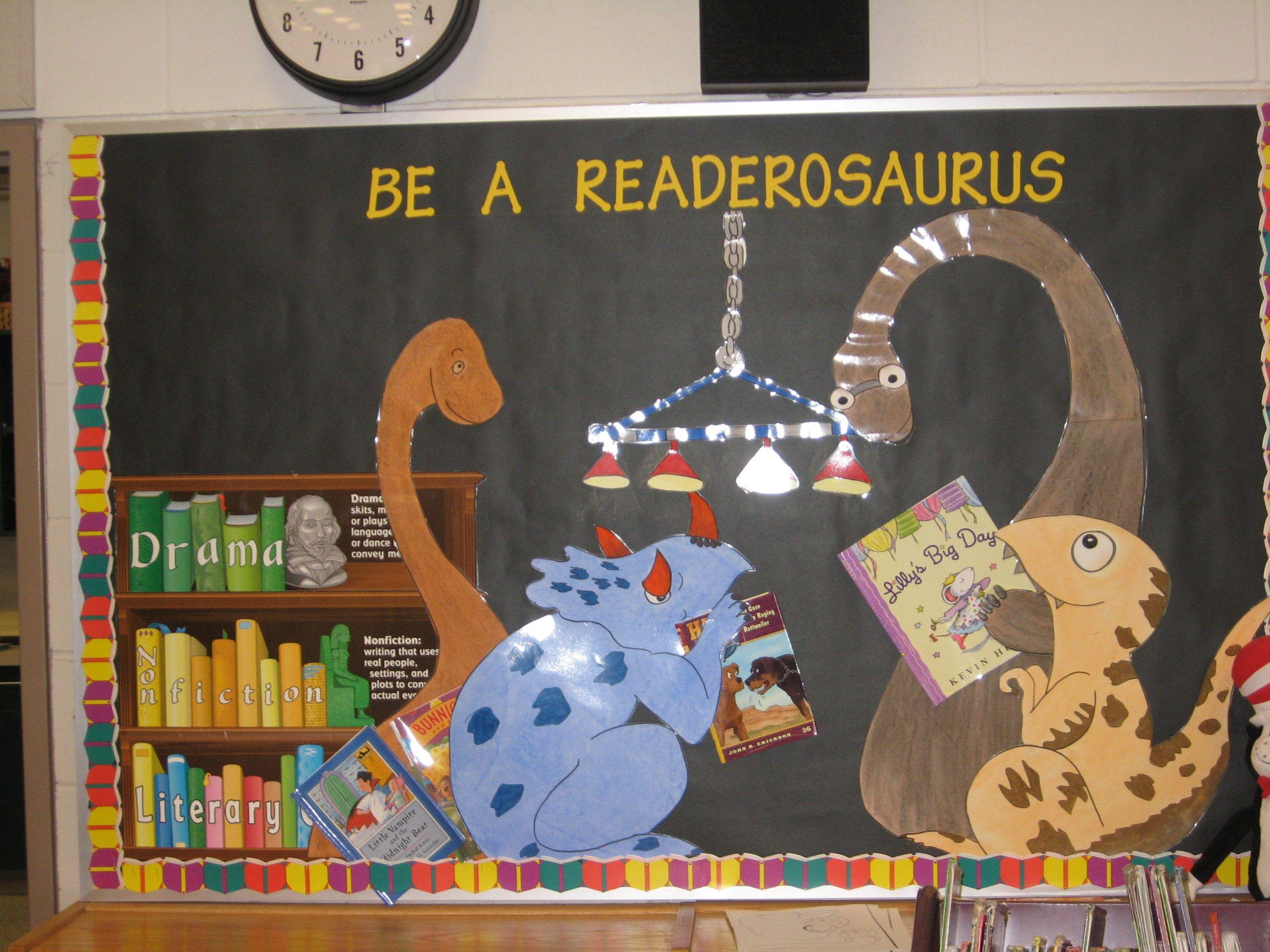Dinosaurs (reading)