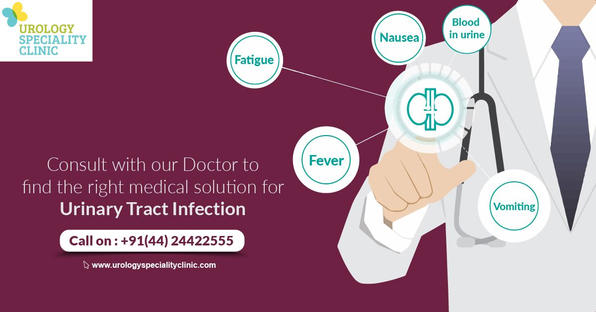 UrinaryTractInfection is a common disorder caused due to