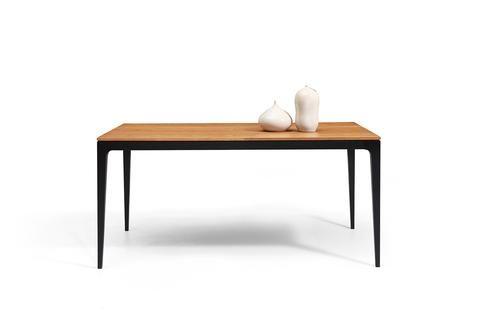 Table de Salle à Manger Design Scandinave Vispa