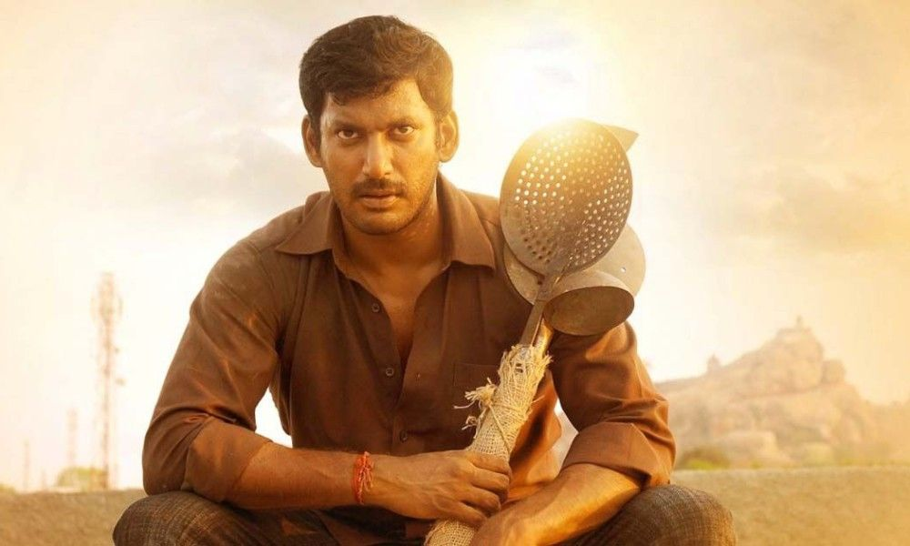 Vishal's Production house Got Banned Cinema, House, Banned