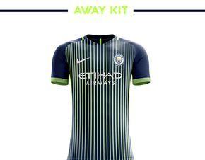 Manchester City Football Kit 18 19.  8e9bf802123
