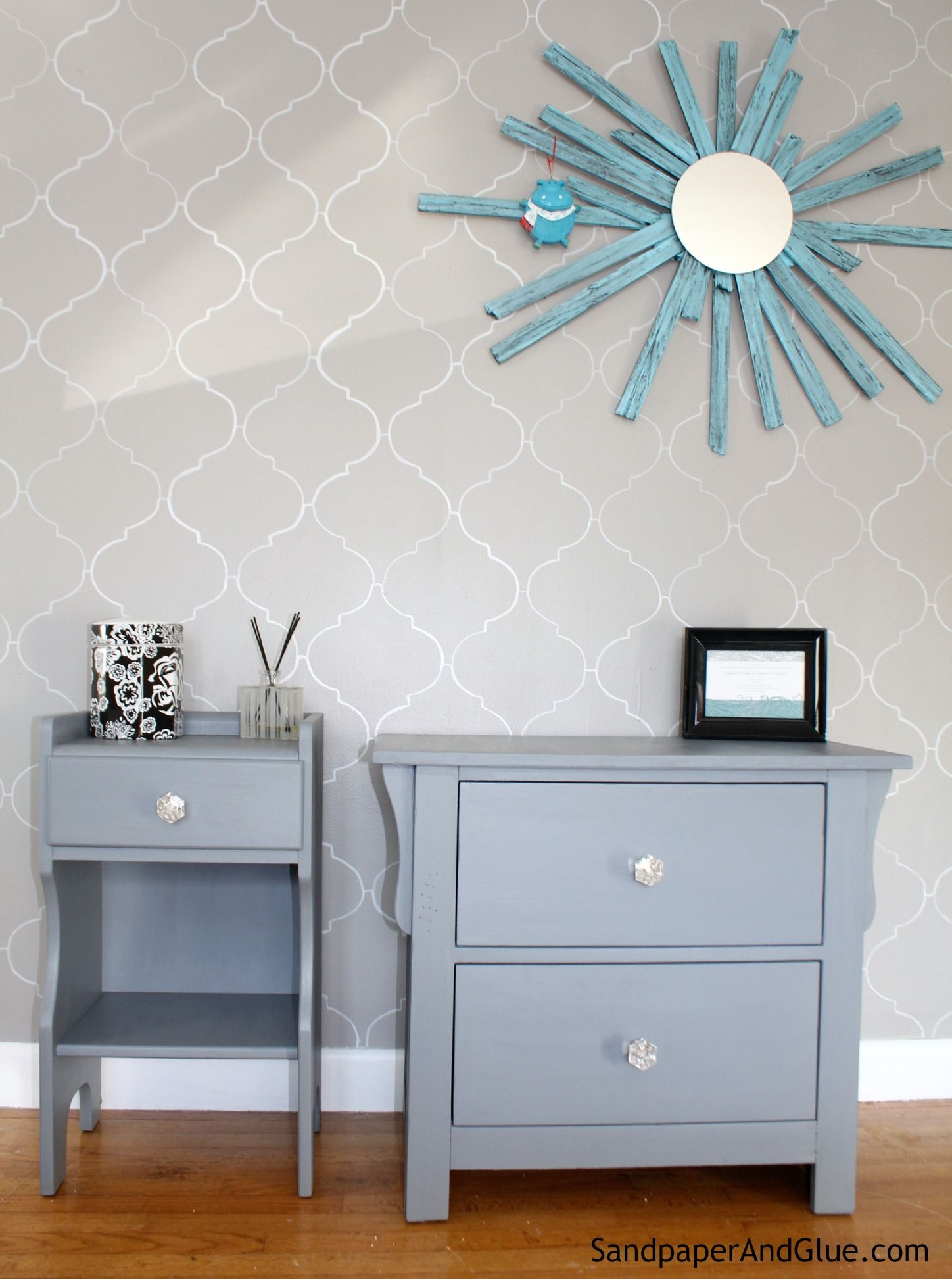 How to UNITE your MISMATCHED FURNITURE Mismatched