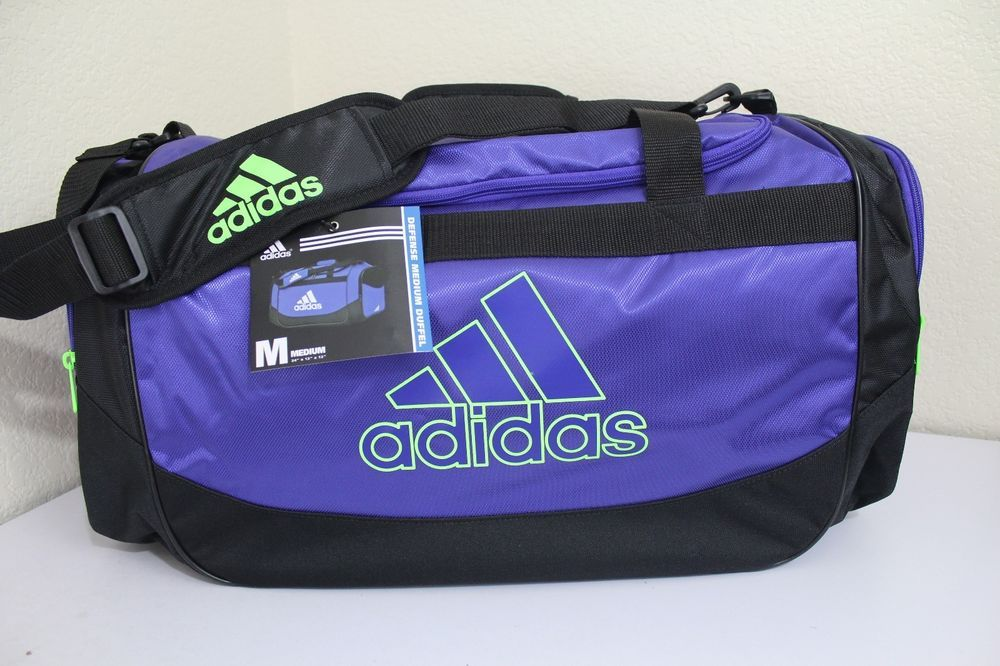 e7f0692812 adidas defense medium duffel sport women gym bag 24