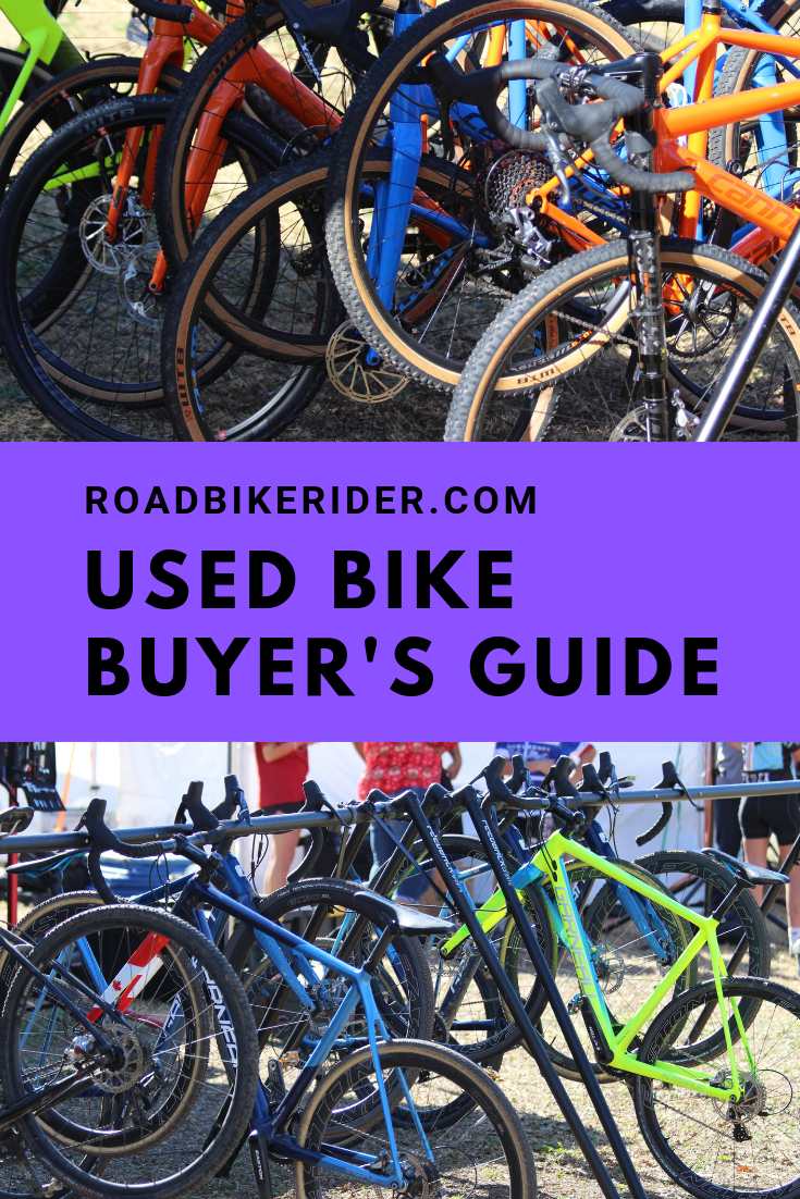 Used Road Bikes A Buyer S Guide To Choosing The Best Bicycle