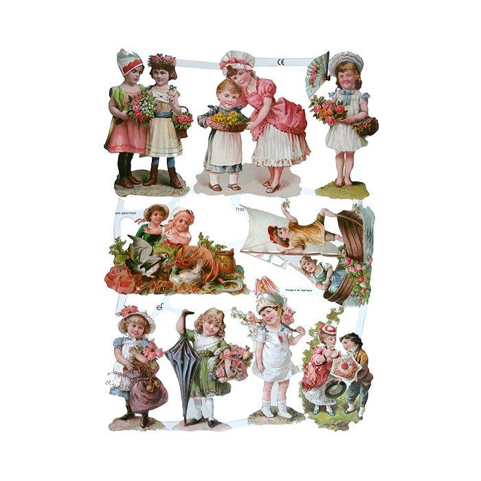 victorian children -