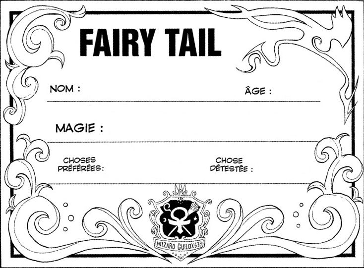 fairy tail coloriage my blog. Black Bedroom Furniture Sets. Home Design Ideas