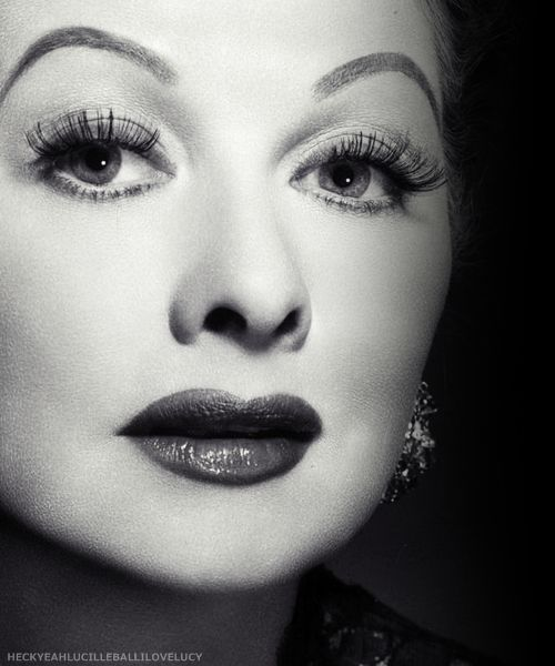 Lucille Ball    She was born with a drive. A mental attitude to move forward. To succeed.    - Fred Ball