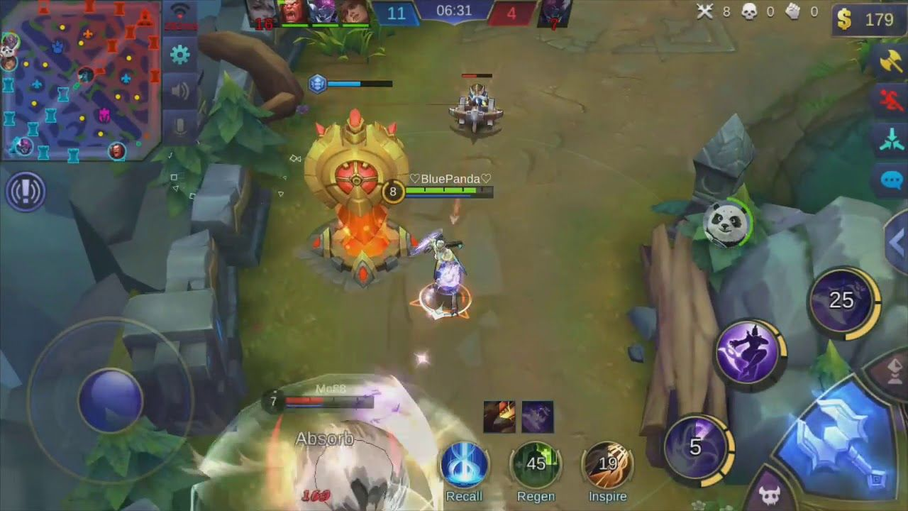 Using Karrie In Ranked With Op Build Near Pentakill Mobile