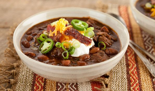 Stefano's Tex-Mex Chili - In the Kitchen with Stefano Faita