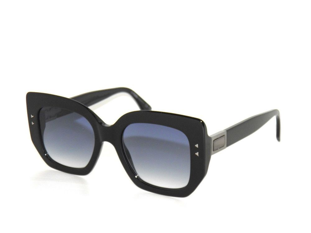 6ff4c8a39a3 AUTHENTIC FEND FF 0267 S 80708 BLACK SUNGLASSES WoW!  fashion  clothing