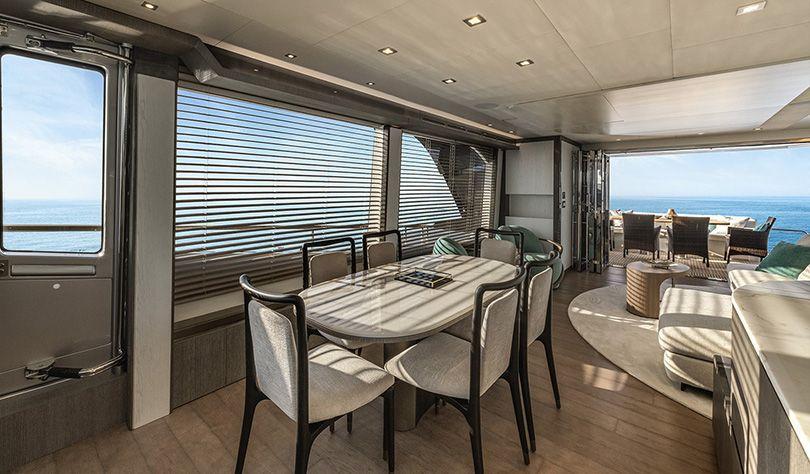 Mobiliário de luxo da decora a nova Monte Carlo