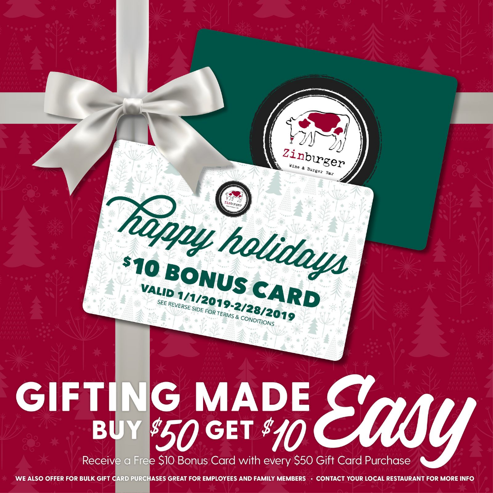 Gift Card Promotion Google Search Restaurant Gift Cards Gift