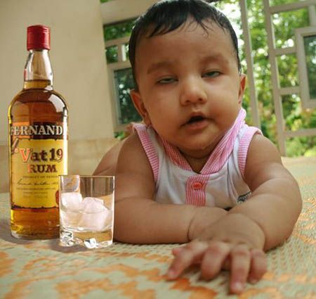 Image result for drunken children