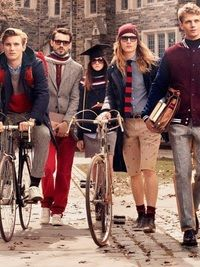 Tommy Hilfiger Fall 2013 Ad Campaign Looks