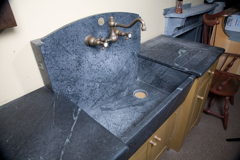 Soapstone Sink   This Is Sink We Looked At At Bucks County Soapstone