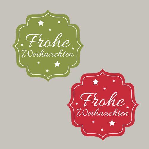 Etiketten Frohe Weihnachten.Freebie Etikett Frohe Weihnachten Colorspell Christmas