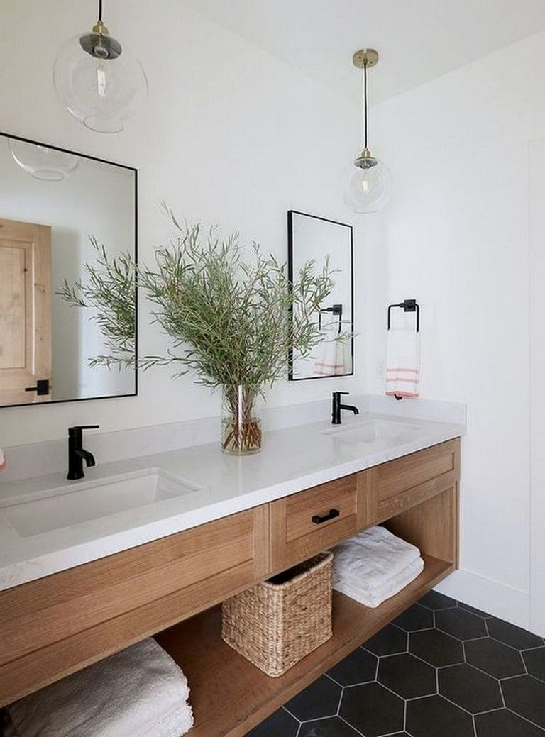 Importance Of Having A Diy Bathroom Vanity In 2020 Badezimmer Innenausstattung Bad Styling Badezimmer