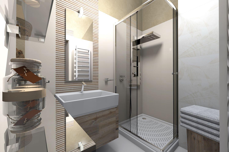 Malá kúpelňa v etnickom štýle | Living styles
