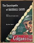Encyclopedia of Baseball Cards Vol.2 - Early Gum Cards - 1st print VERY FINE