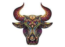 Resultado de imagem para bull tattoo chest
