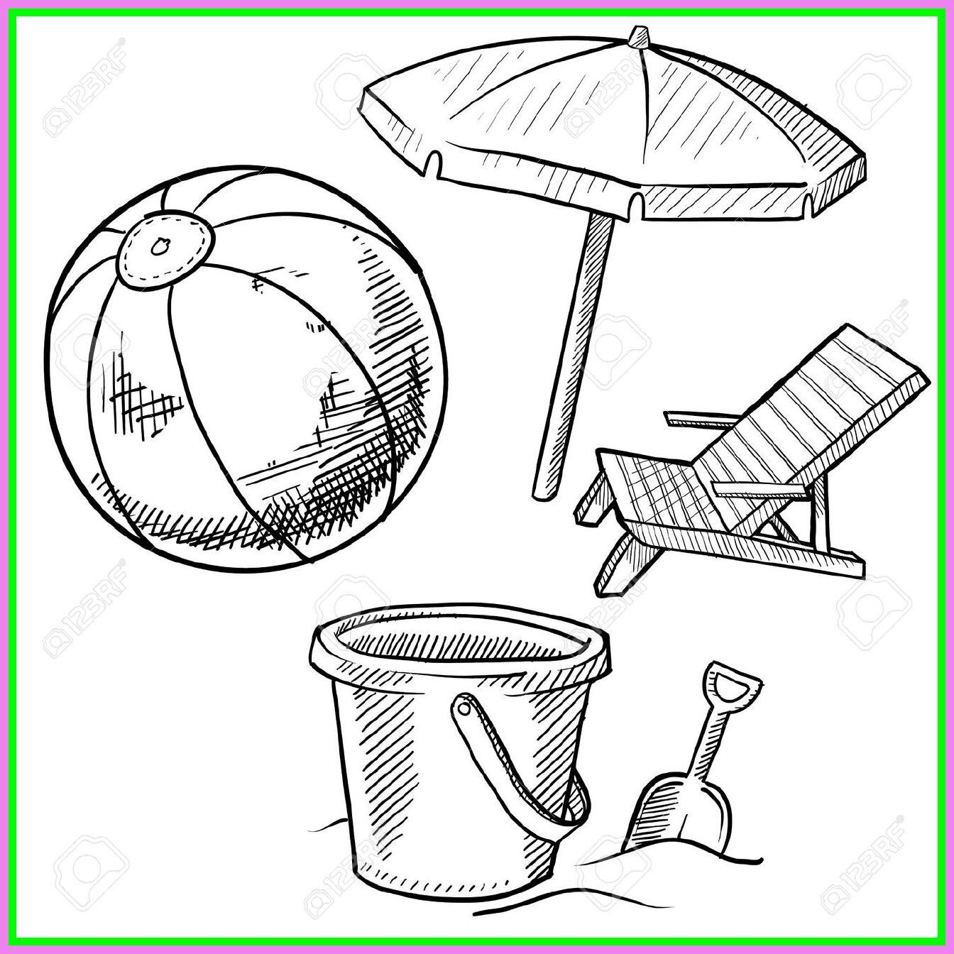 107 Reference Of Beach Chair Drawing In 2020 Chair Drawing Ball Drawing Beach Chairs