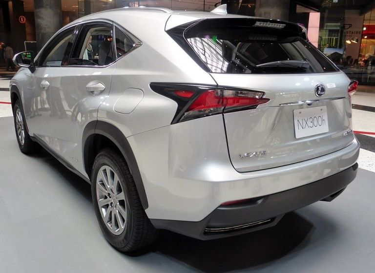 Lexus NX300h   One Of The Best Gas Mileage SUV Models