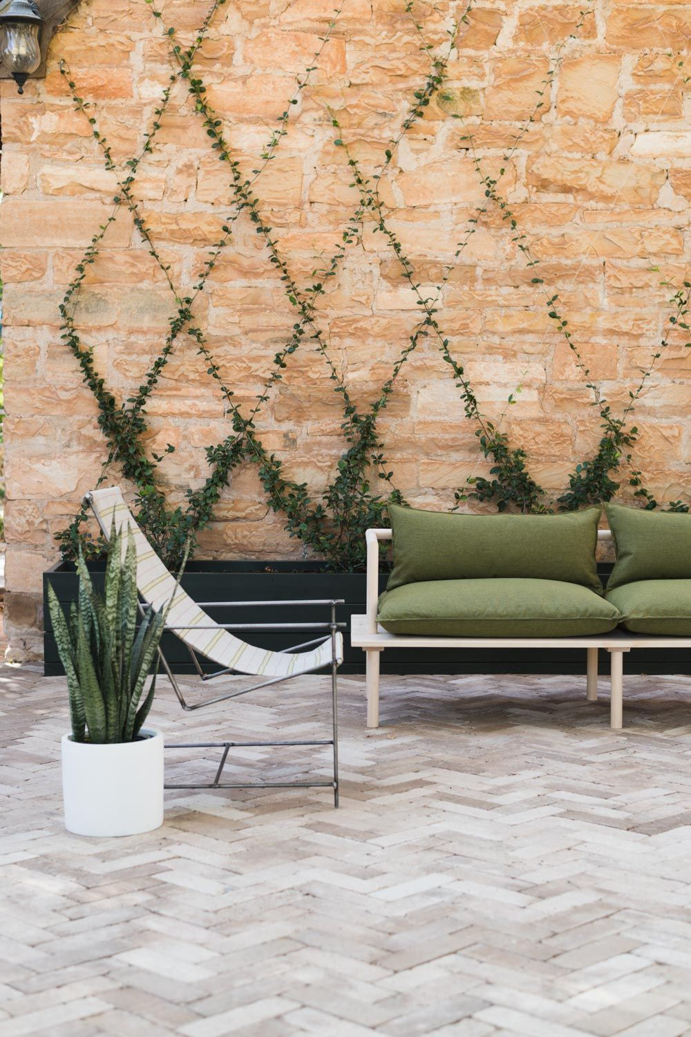 For DIY enthusiast Mandi Gubler, all it took to create an outdoor seating area was a little vision and some hard work. The good news, she's sharing her guide for creating an outdoor couch using Sunbrella with us! Check it out here.