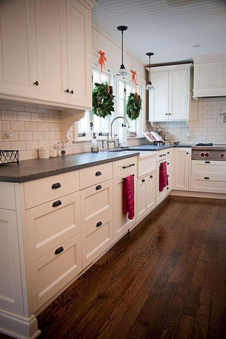 20+ Amazing White Shaker Cabinets Kitchen Ideas images