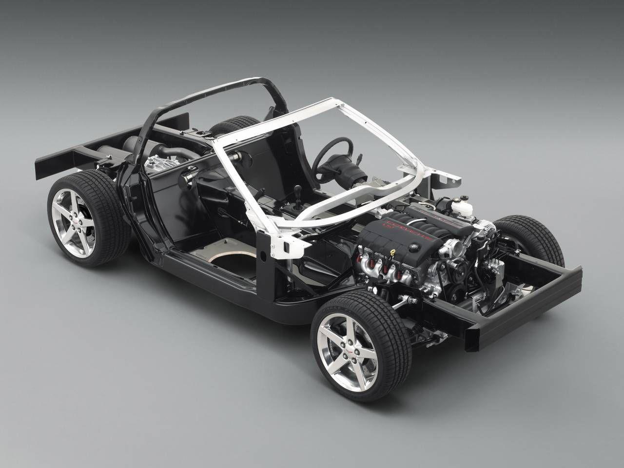 Chassis - Frame | car | Pinterest | Cars
