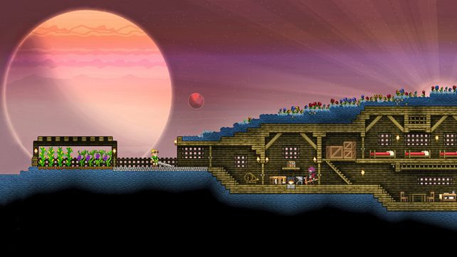A Server List For Starbound Starbound Ideas Pinterest