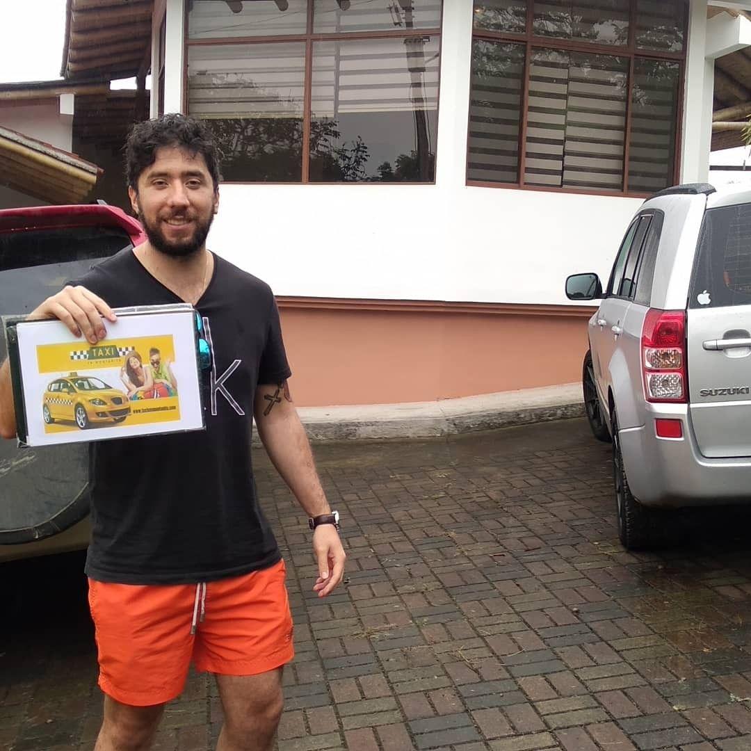 Cómo viajar desde Olon al aeropuerto de Guayaquil. Taxis desde y hacia Olon, Montañita, Ayampe, aeropuertos de Guayaquil y Manta.