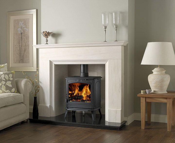 The stunning Rufford Limestone Fireplace from Limestone Fireplace ...