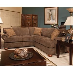 Fine Kendall Traditional Styled Sectional Sofa For Family Room Short Links Chair Design For Home Short Linksinfo