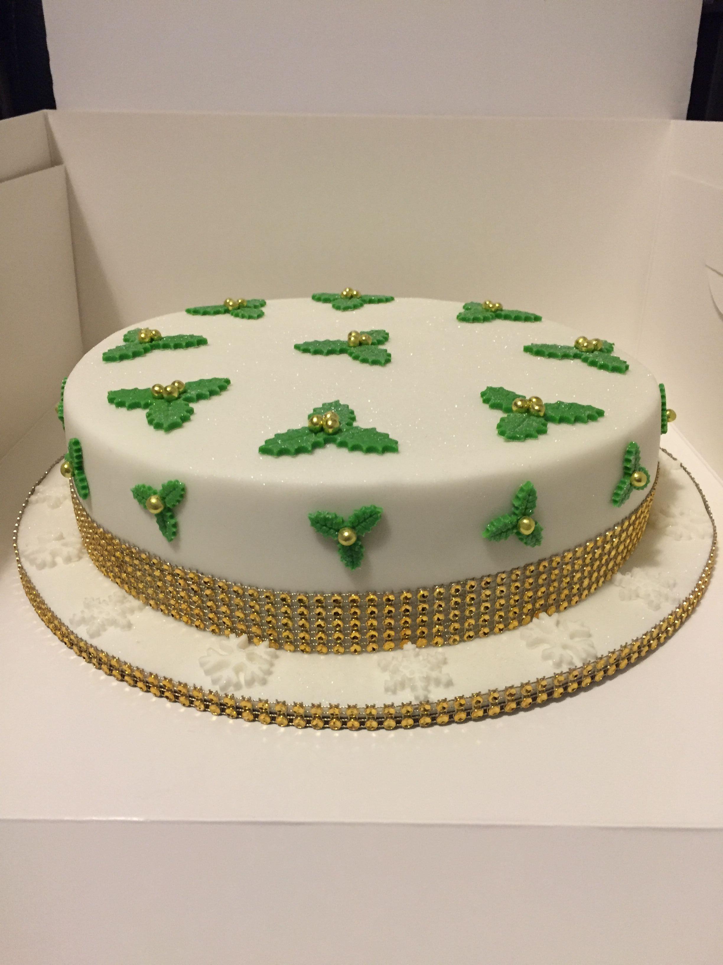 Luxury Christmas cake http//allrecipes.co.uk