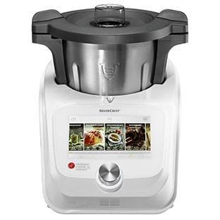 Temps De Cuisson Vapeur Monsieur Cuisine Connect En 2020 Cuisine Lidl Silvercrest Monsieur Cuisine Robot Monsieur Cuisine