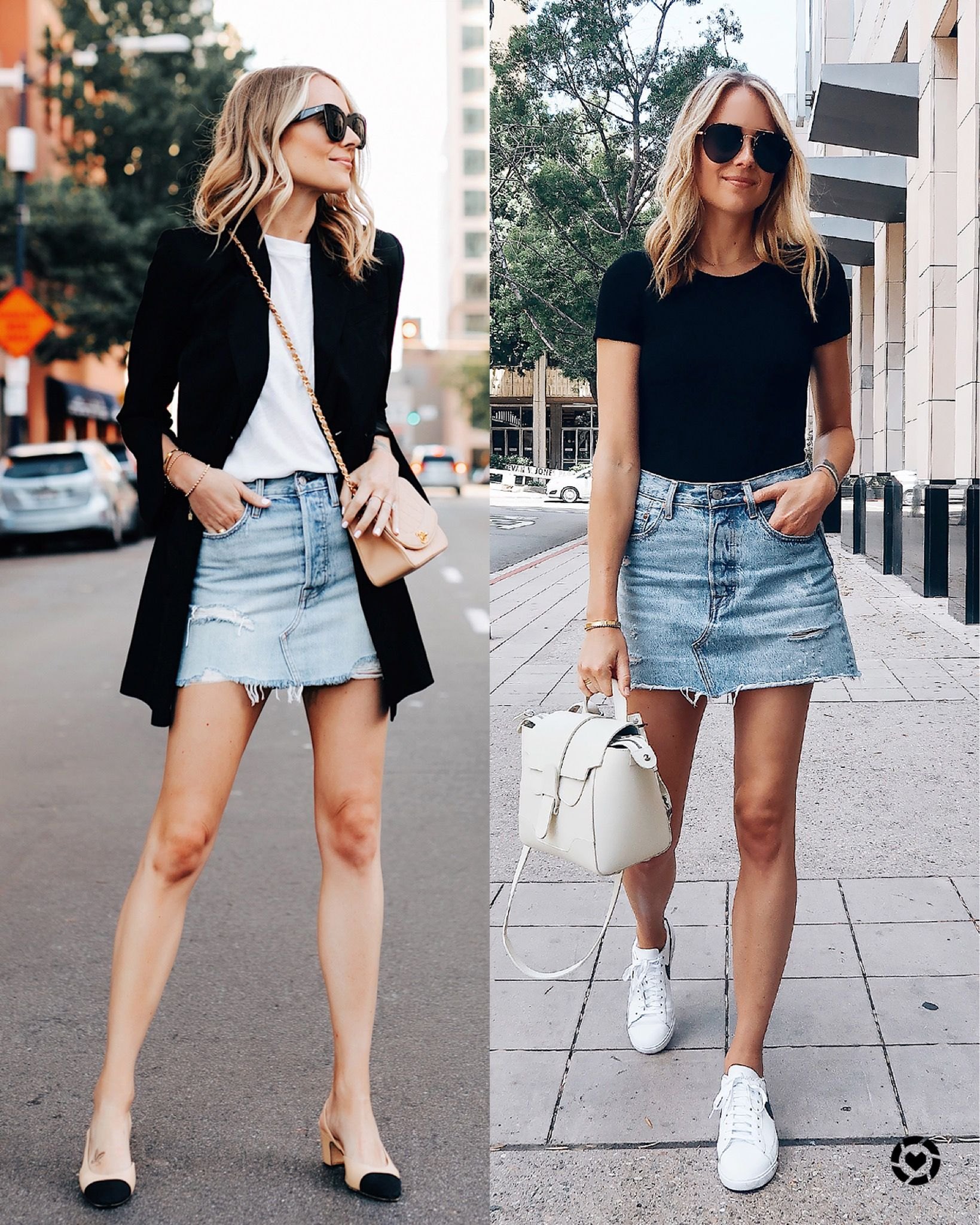 outfit ideas with white sneakers