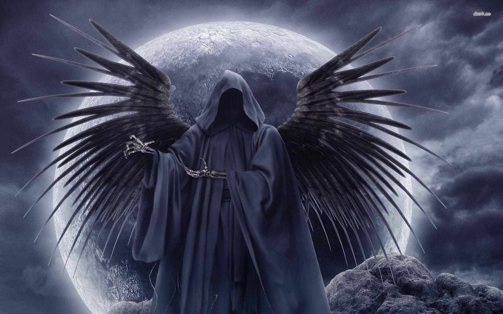 Grim Reaper Wallpapers pictures Grim reaper art, Grim