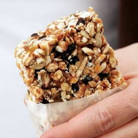 Great texture healthy energy bars - so yummy with any seed as well!