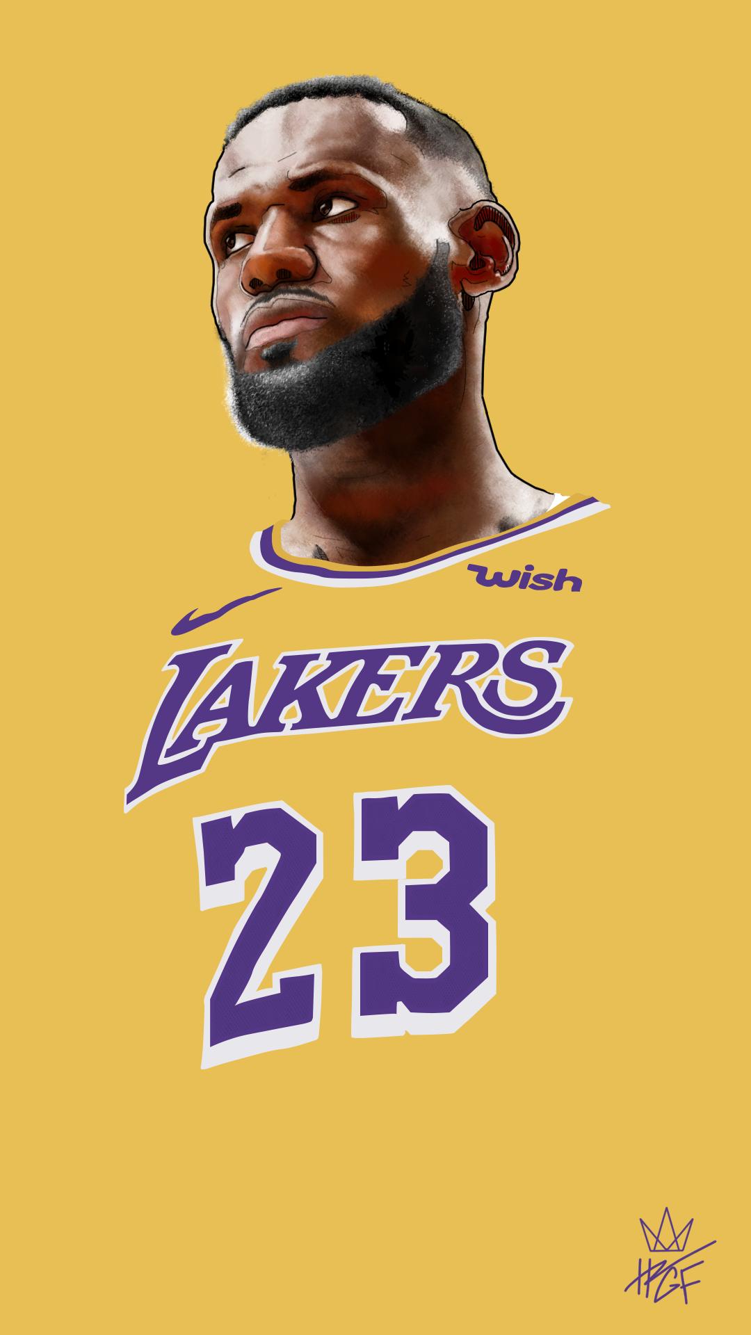 Digital Illustration Lebron James Lebron James Wallpapers Lebron James Lebron James Lakers