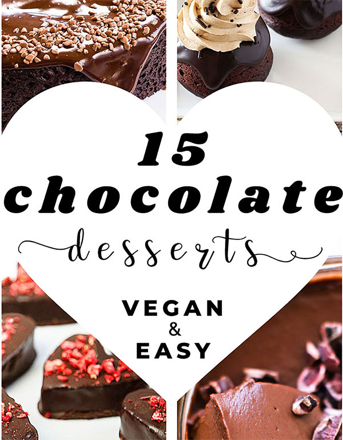 20 Amazing Easy Vegan Chocolate Desserts Alexanders Bakery