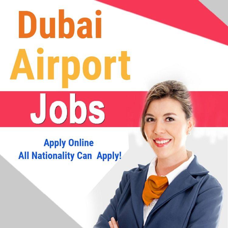 Airport Jobs In Dubai Apply Online Airport Jobs Job Er Jobs