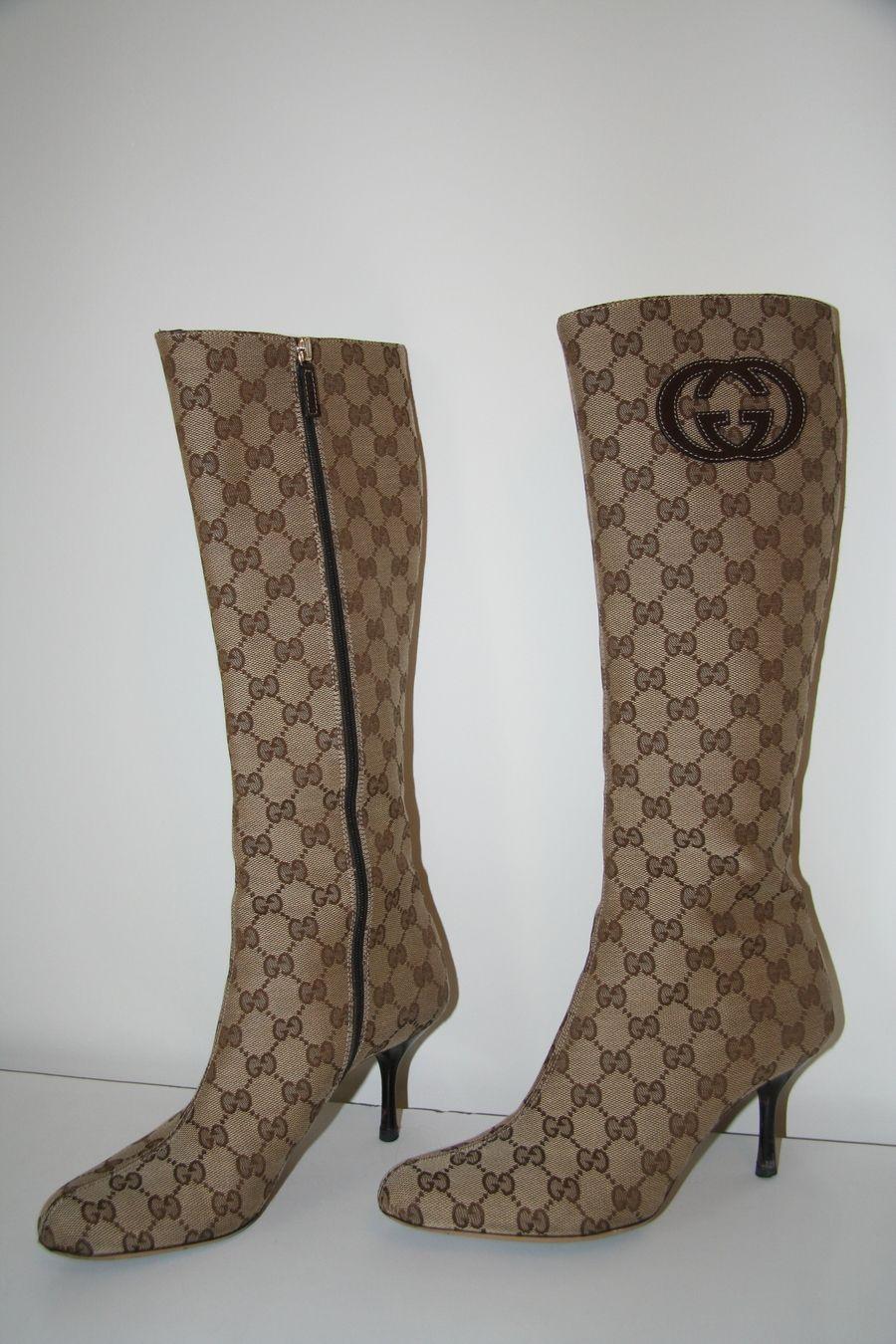 Gucci Boots @FollowShopHers
