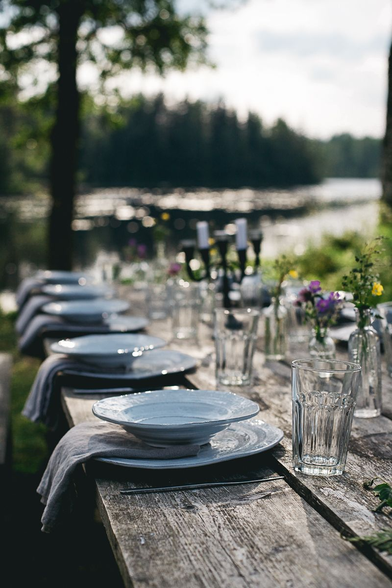 Sweden Workshop / RK | Rustic table setting, Beautiful ... on Rk Outdoor Living id=45473