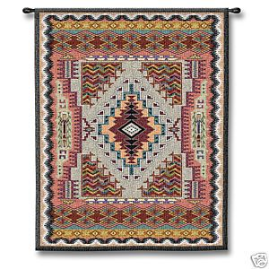 Native American Wall Hangings native american indian pattern wall hanging tapestry | indian