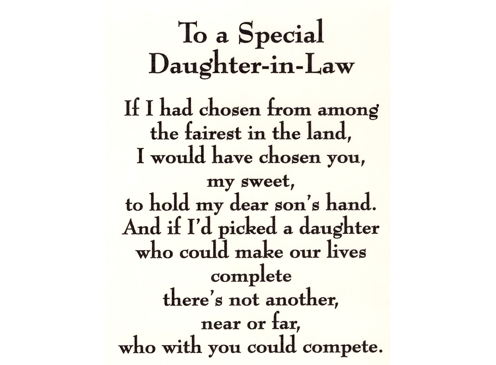 Best Mother In Law Birthday Quotes: Z 647 T Daughter In Law