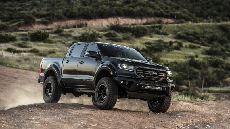 Hennessey S Ford Ranger Velociraptor Makes 360 Hp And 440 Lb Ft