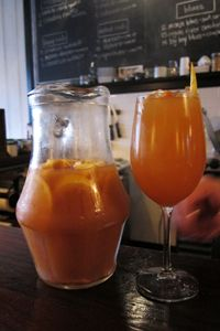 Fall!: Apple Cider Sangria...yes please!