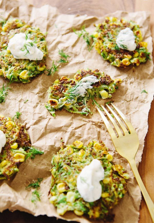 ASPARAGUS AND CORNCAKES - a house in the hills - interiors, style, food, and dogs