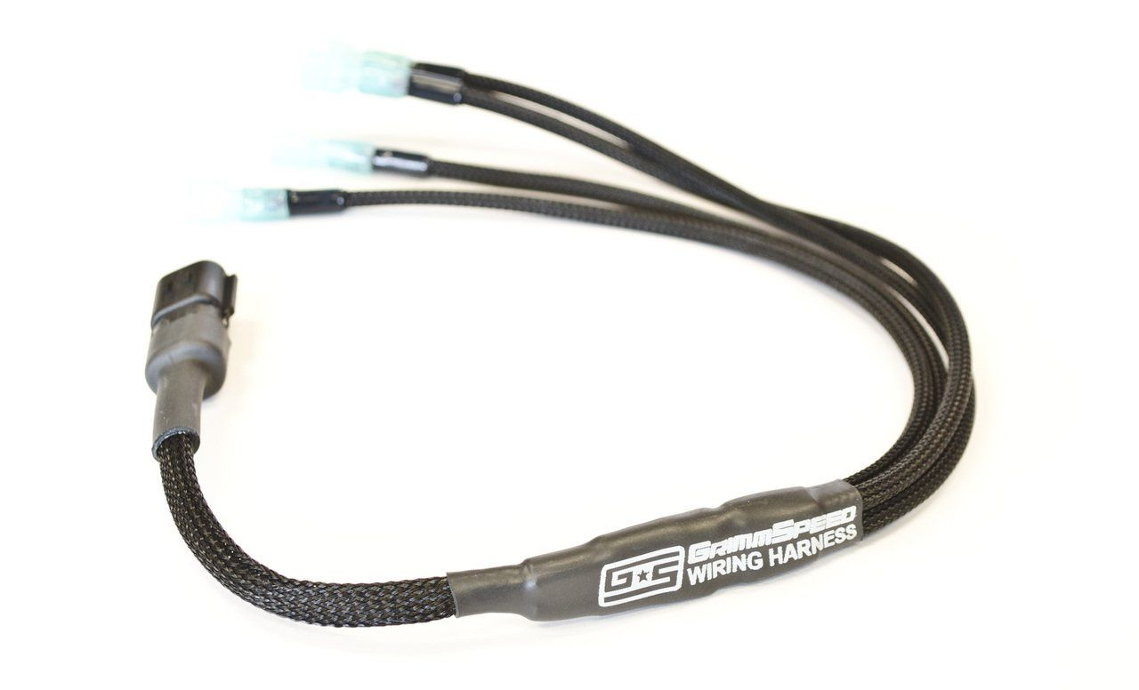 GrimmSpeed a Supertone Horn Wiring Harness - 2015+ WRX ... on